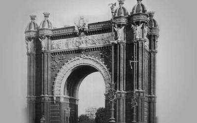 Arco de triunfo de Josep Vilaseca · entrada exposición