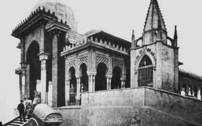 Pabellón mudéjar del Tibidabo