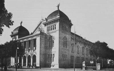 Palacio de las bellas artes de August Font i Carreras