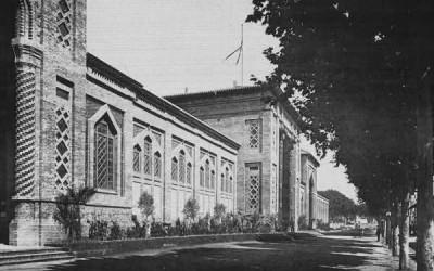 Palacio de la agricultura
