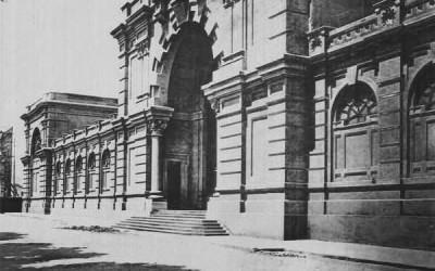 Palacio de las ciencias de Pere Falqués