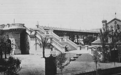 Acceso viaducto · sección marítima