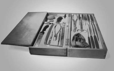 maletín de cirujano